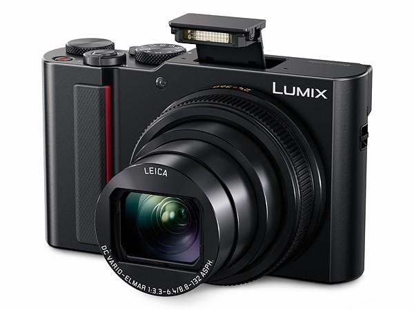 3091979122 - پاناسونیک از دو دوربین کامپکت Lumix ZS200 و Lumix GX9 رونمایی کرد