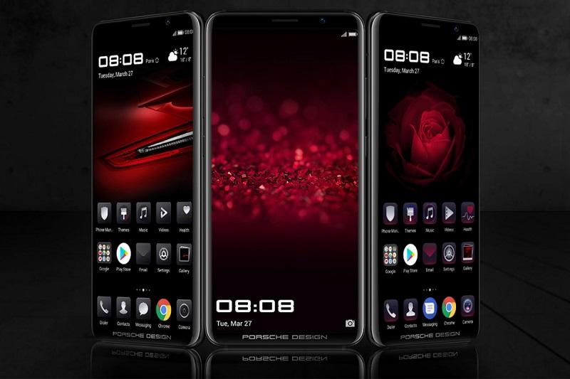 144059 phones news huawei launches porsche design mate rs 1 - هواوی از گوشی میت RS پورشه دیزاین رونمایی کرد