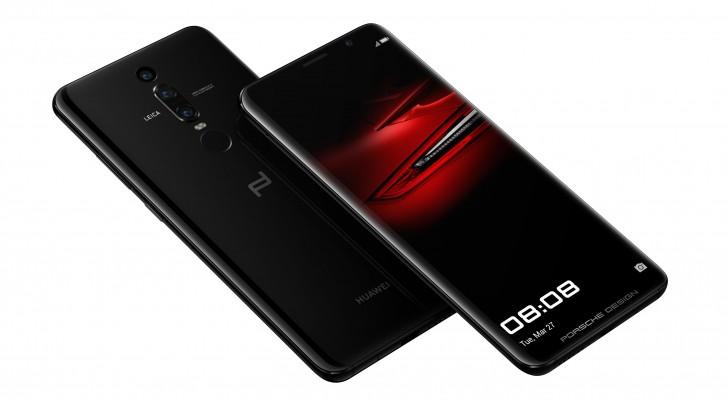144059 phones news huawei launches porsche design mate rs - هواوی از گوشی میت RS پورشه دیزاین رونمایی کرد