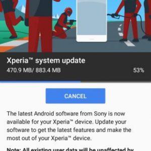 Xperia XA1 Android Oreo 48.1.A.0.116 firmware 1 315x560 300x300 - آپدیت اندروید اوریو برای اکسپریا XA1، XA1 پلاس و XA1 اولترا از راه رسید