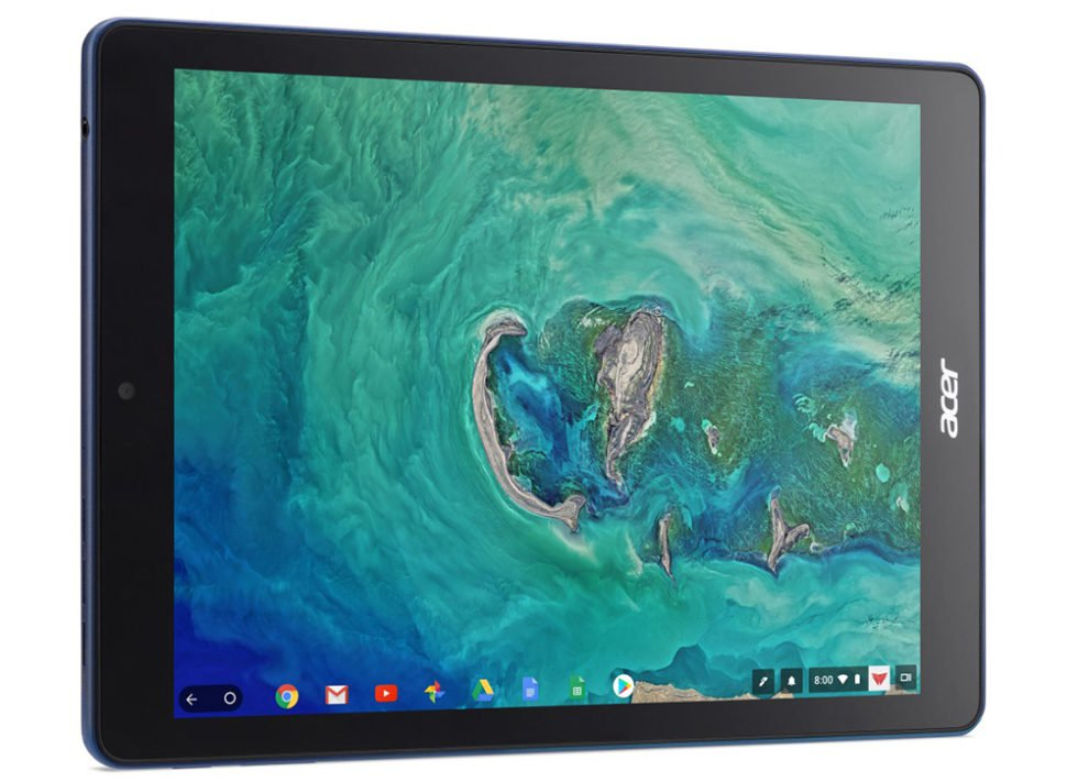 acer chromebook tab 10 3 980x711 - تبلت مجهز به Chrome OS با نام ایسر کروم بوک تب 10 رونمایی شد