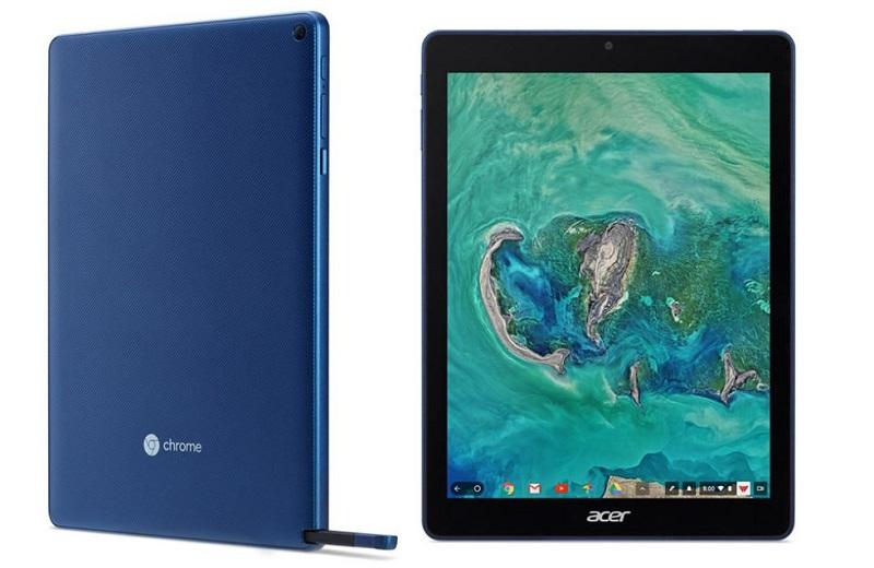 acer chromebook tab 10 4 980x637 - تبلت مجهز به Chrome OS با نام ایسر کروم بوک تب 10 رونمایی شد