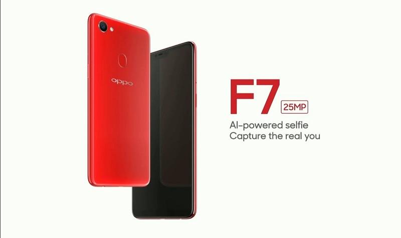 oppo f7 official introduction hd - اوپو F7 با دوربین جلوی هوشمند 25 مگاپیکسلی معرفی شد