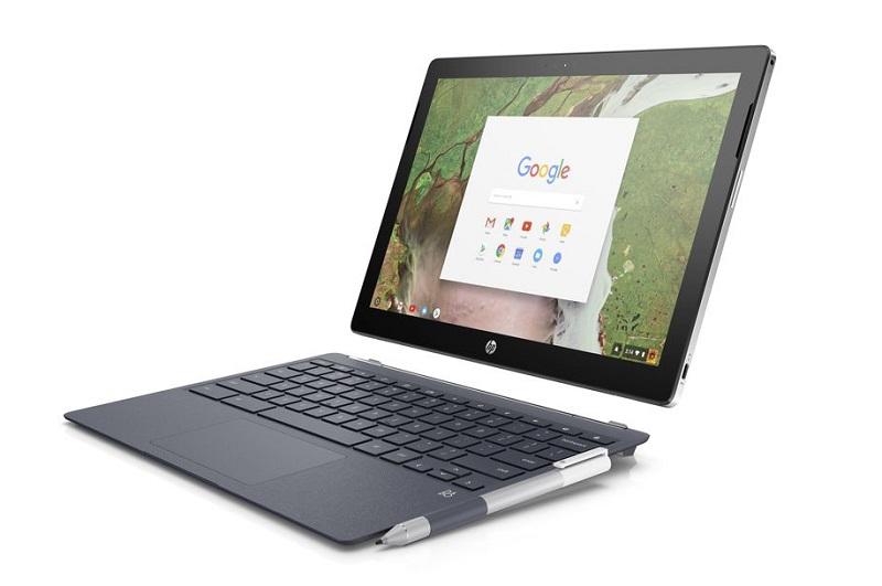 HP Chromebook x2 FrontLeft Detached - اچپی کروم بوک X2 را با قیمت 599 دلار رونمایی کرد