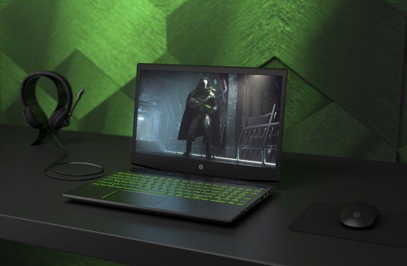 HP Pavilion Gaming Laptop Lifestyle1.0 compressor - اچپی از محصولات گیمینگ سری پاویلیون رونمایی کرد