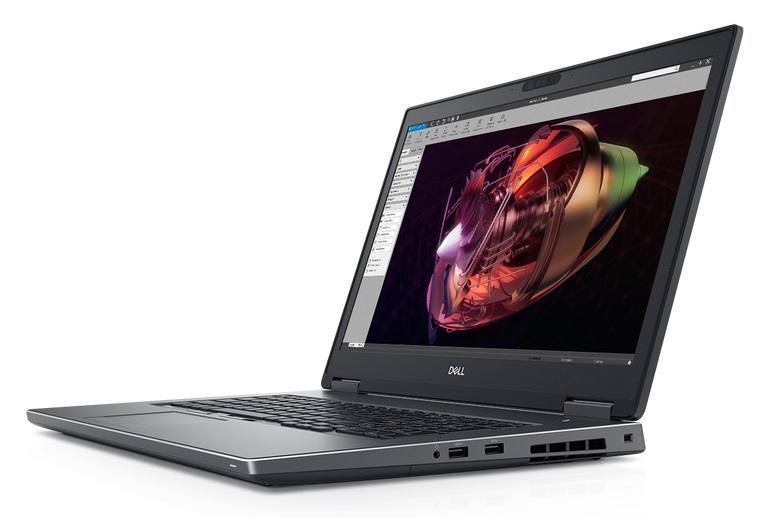 dell precision 7730 mobile workstation - دل از قدرتمندترین لپتاپ های سری Precision رونمایی کرد