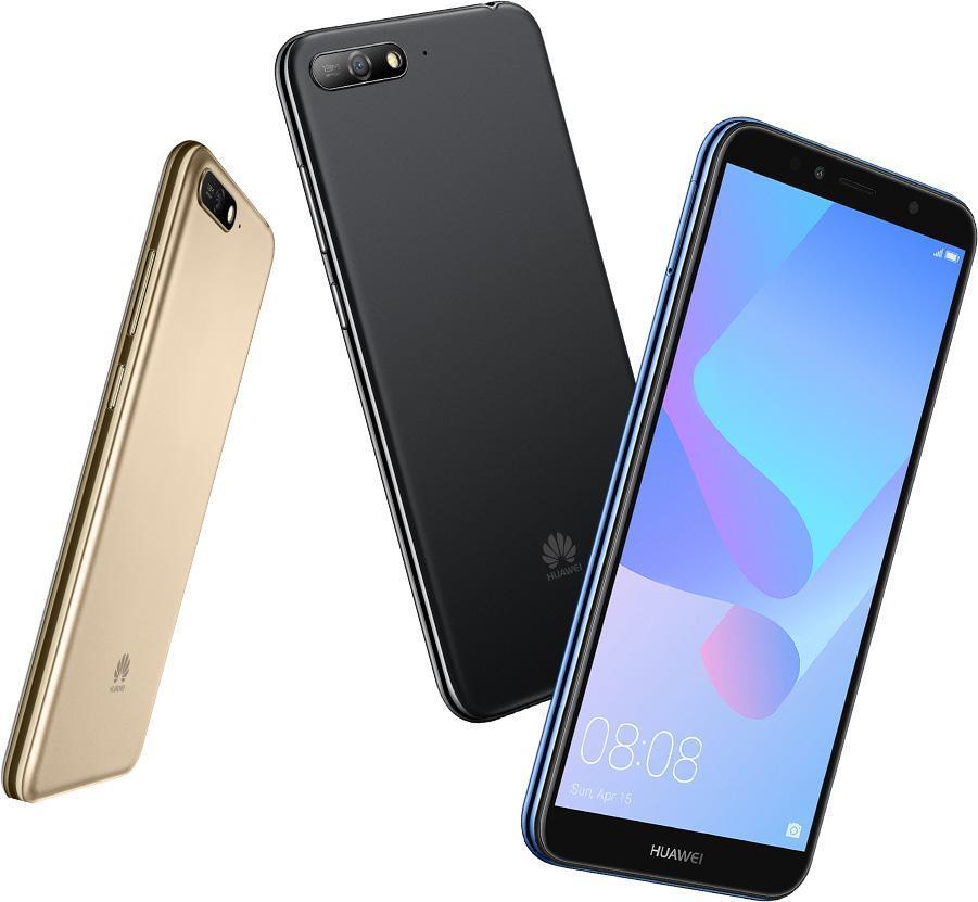 pic s2 id phone original - مدل 2018 گوشی هواوی Y6 با اندروید اوریو و تشخیص چهره رونمایی شد