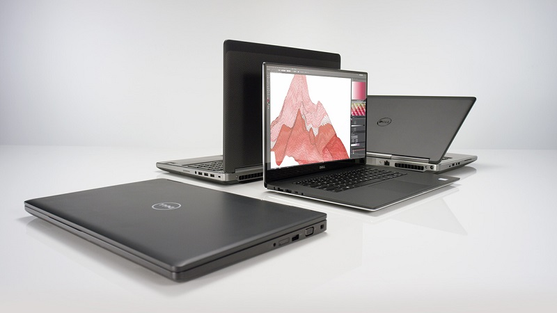 promo327297976 - دل از قدرتمندترین لپتاپ های سری Precision رونمایی کرد