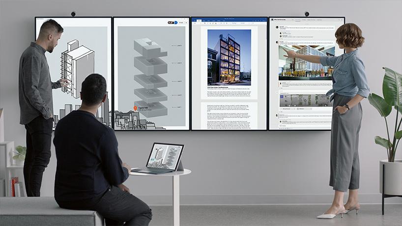 DevicesBusiness SH2 7 FeaturePanel V2 - مایکروسافت سرفیس هاب 2 به طور رسمی رونمایی شد