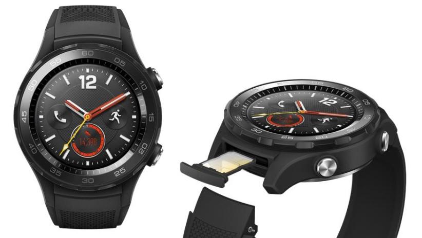 Huawei Watch2 2018 image 1 - هواوی واچ 2 مدل 2018 به طور رسمی معرفی شد