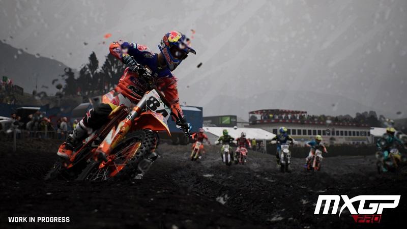 MXGP PRO Announcement 03 - تماشا کنید: تریلر گیمپلی بازی MXGP Pro