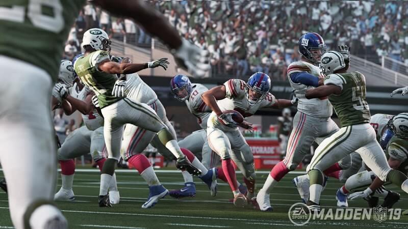 Madden NFL 19 2 - بازی Madden NFL 19 رونمایی شد