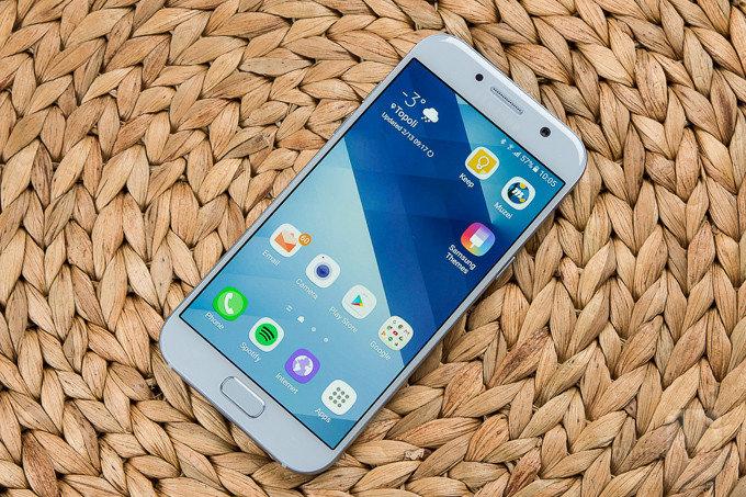 Samsung Galaxy A5 2017 starts receiving Android 8.0 Oreo - انتشار آپدیت اندروید 8.0 اوریو برای گلکسی A5 2017 سامسونگ