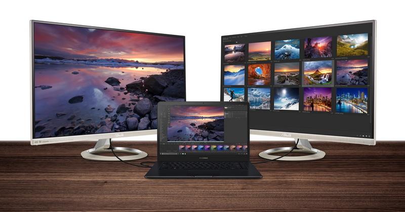 ZenBook Pro 15 UX550G Product Photo 1C Deep Dive Blue 0511 - ایسوس لپ تاپ قدرتمند Zenbook Pro 15 را معرفی کرد