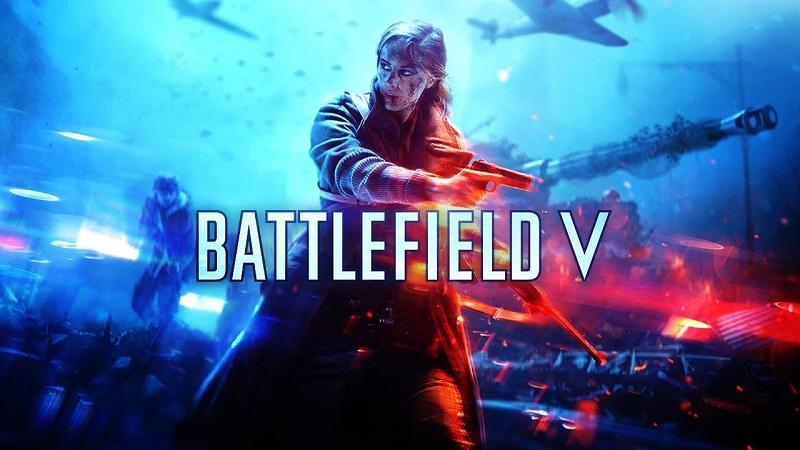 battlefield v trailer female soldier - تماشا کنید: تریلر رسمی معرفی بازی Battlefield V
