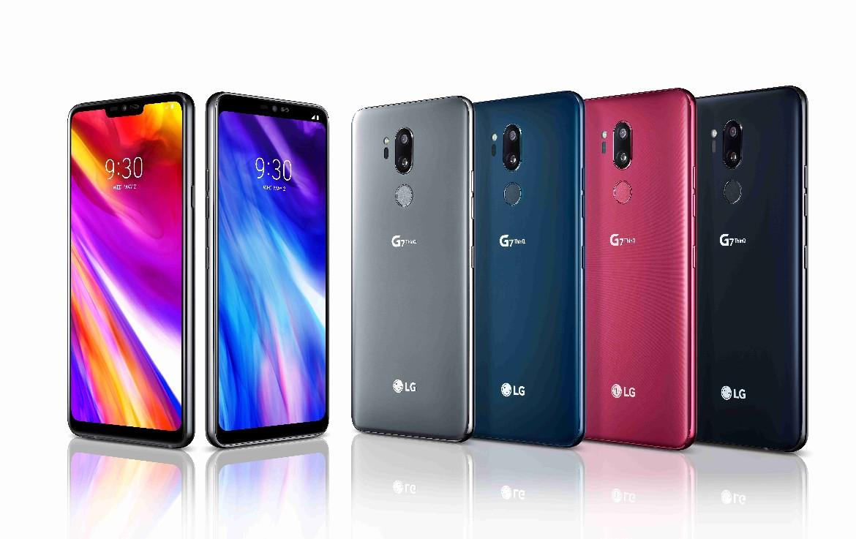 lg g7 thinq range - الجی G7 ThinQ به طور رسمی معرفی شد