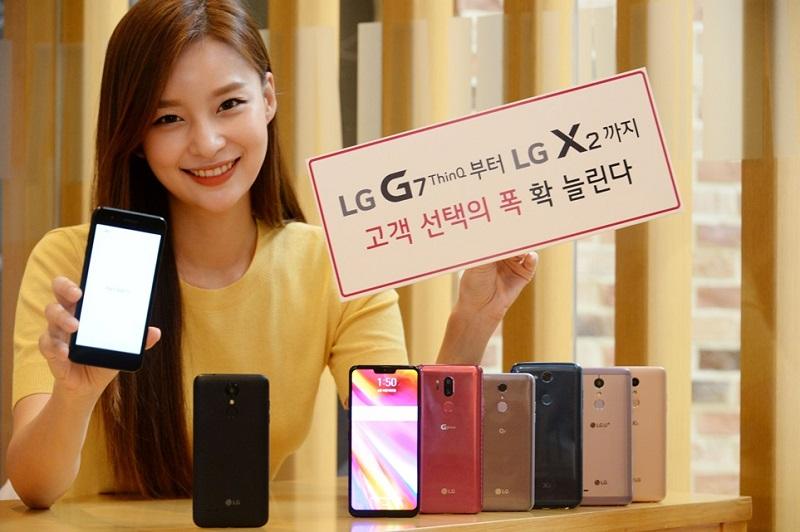 963 22 - موبایل اقتصادی الجی X2 با قیمت 175 دلار معرفی شد