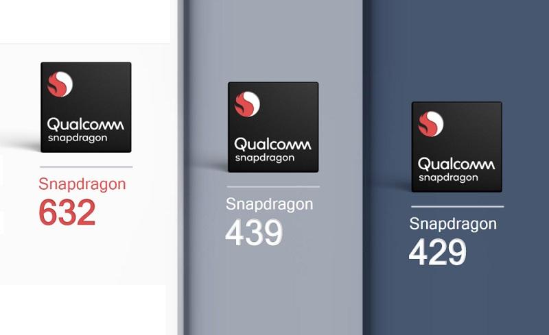 Qualcomm Snapdragon 632 439 429 - کوالکام از سه تراشه جدید اسنپدراگون برای موبایلهای میانرده رونمایی کرد
