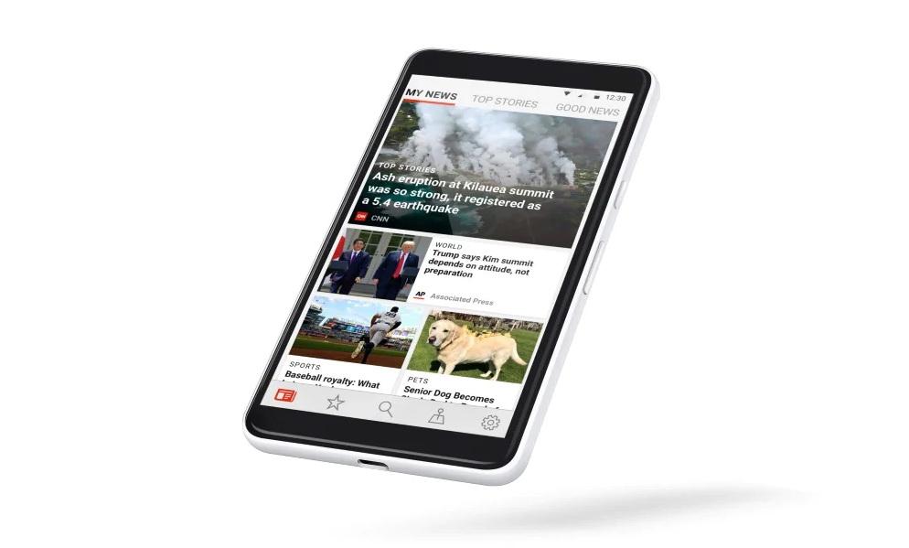 RE2j50Q - مایکروسافت نیوز برای اندروید و iOS در دسترس قرار گرفت