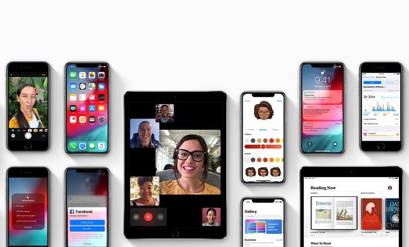 ios 12 - اپل بتای دوم iOS 12 را برای آیفون و آیپد منتشر کرد