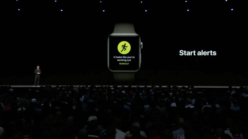 wwdc 2018 watchos 5 11 11 00 - اپل از WatchOS 5 برای ساعت هوشمند اپل واچ رونمایی کرد