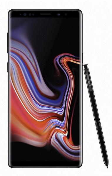 galaxy note 9 1 - گلکسی نوت 9 با قلم S Pen جدید و باتری بزرگتر معرفی شد