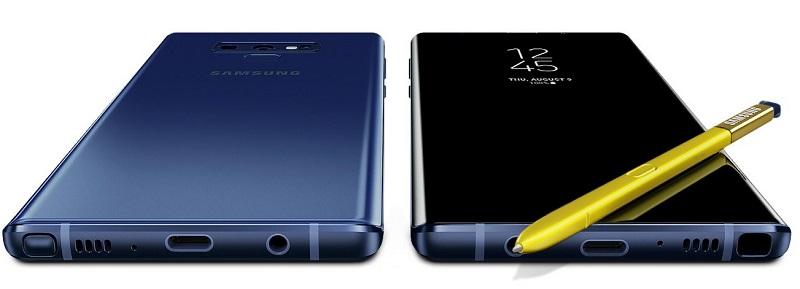 galaxy note9 design refined - گلکسی نوت 9 با قلم S Pen جدید و باتری بزرگتر معرفی شد