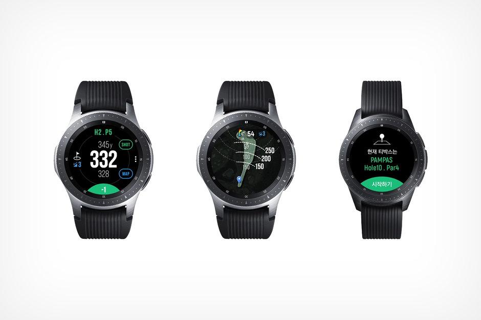 Samsung announces Galaxy Watch Golf Edition - سامسونگ از ساعت Galaxy Watch Golf Edition رونمایی کرد