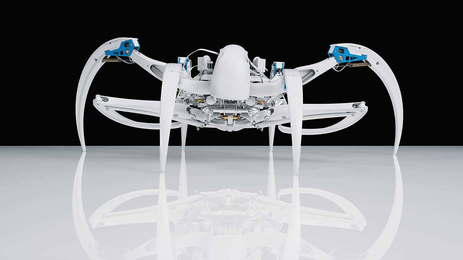 00428 bionicwheelbot film 1532x862px - تماشا کنید: ساخت رباتی با الهام از عنکبوت به نام BionicWheelBot