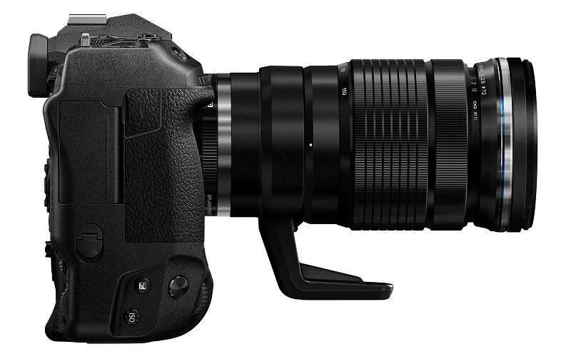 olympus o md e m1x mirrorless camera 1 8 - المپوس از دوربین بدون آینه OM-D E-M1X رونمایی کرد