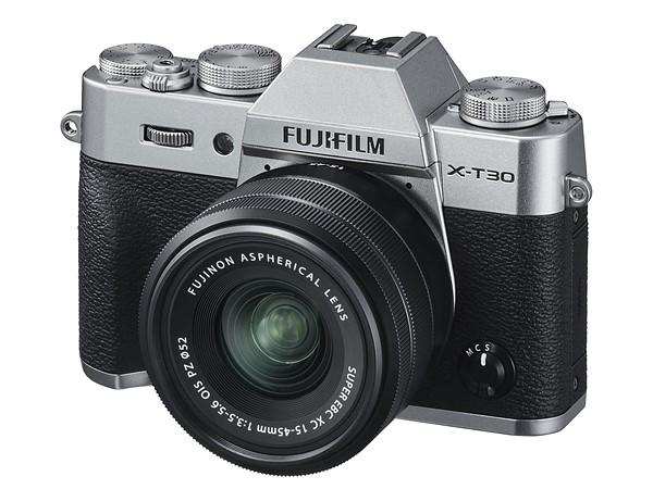 7375721263 - فوجیفیلم از دوربین بدون آینه X-T30 رونمایی کرد