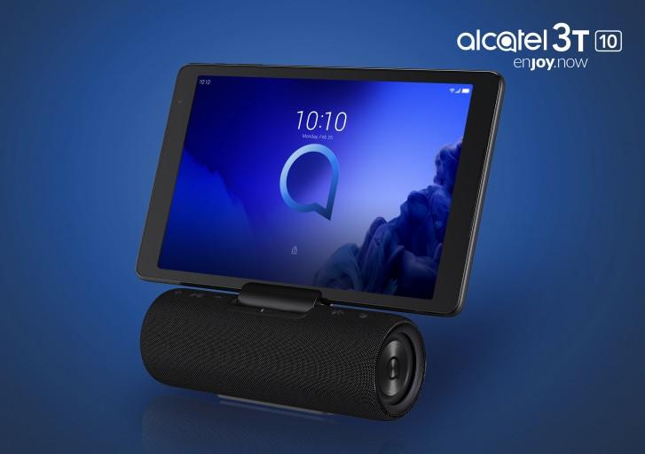 alcatel 3 3l 1s smartphones11 - آلکاتل از محصولات جدید خود در نمایشگاه MWC 2019 رونمایی کرد