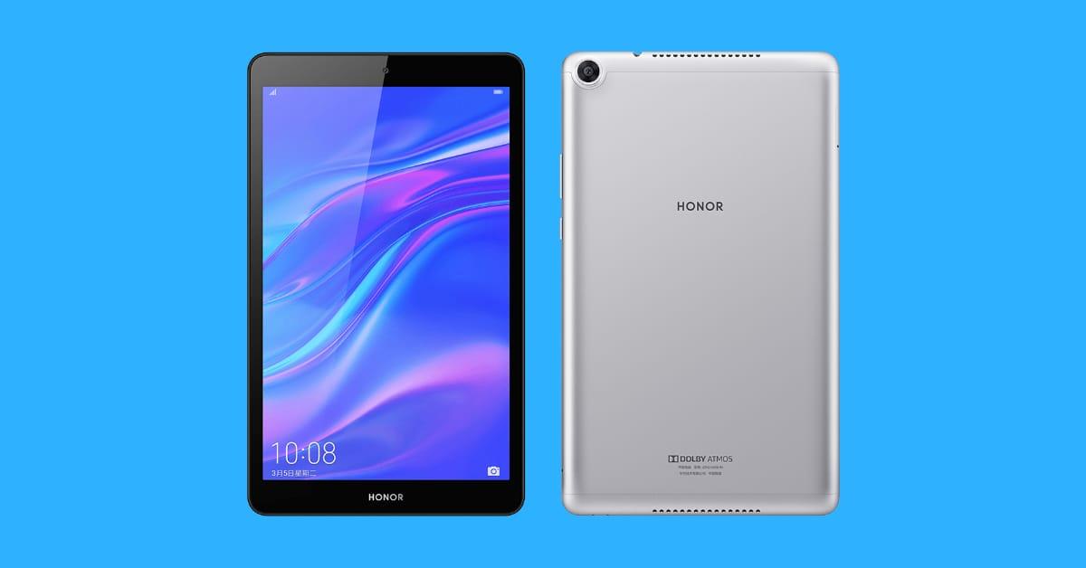 Honor Tab 5 - تبلت آنر تب 5 با نمایشگر 8 اینچی و باتری 5100 میلی آمپر ساعتی عرضه کرد