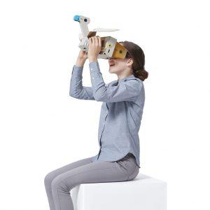 Switch NintendoLabo VRKit ToyConBird 300x300 - نینتندو از کیت Labo VR برای کنسول سوئیچ رونمایی کرد