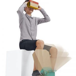 Switch NintendoLabo VRKit ToyConWindPedal 300x300 - نینتندو از کیت Labo VR برای کنسول سوئیچ رونمایی کرد