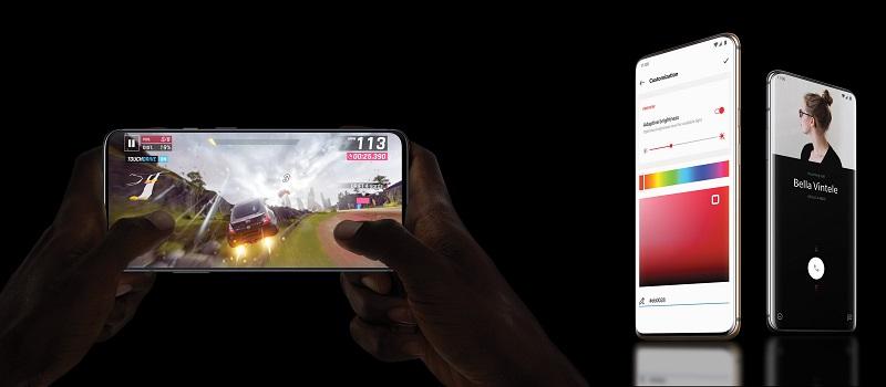 OnePlus 7 Pro MG PickingUp1 - وانپلاس 7 پرو با دوربین سه گانه 48 مگاپیکسلی و نمایشگر 90 هرتزی معرفی شد
