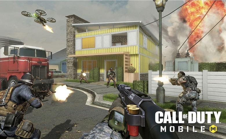 تصویر از بازی Call of Duty: Mobile برای اندروید و آیاواس منتشر شد