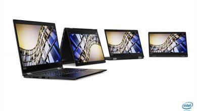 تصویر از لنوو از 9 لپ تاپ جدید سری تینکپد رونمایی کرد