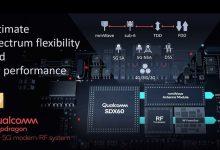 تصویر از رونمایی کوالکام از نسل جدید مودم 5G اسنپدراگون X60