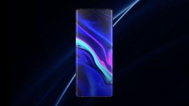 تصویر از ویوو از گوشی مفهومی APEX 2020 رونمایی کرد