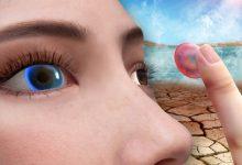تصویر از ابداع لنز هوشمند که مشکل چشم را با تغییر رنگ نشان می دهد