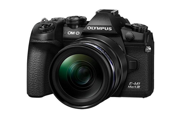 تصویر از الیمپیوس از دوربین بدون آینه E-M1 Mark III رونمایی کرد