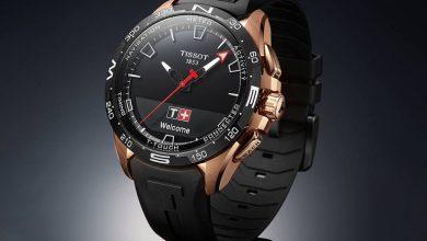 تصویر از سواچ از ساعت هوشمند Tissot T-Touch Connect Solar رونمایی کرد