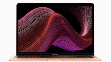 تصویر از اپل از نسل جدید مک بوک ایر 2020 رونمایی کرد