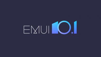 تصویر از رابط کاربری EMUI 10.1 با دستیار هوش مصنوعی و موارد دیگر معرفی شد