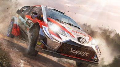 تصویر از تماشا کنید: بازی مسابقه ای WRC 9 معرفی شد
