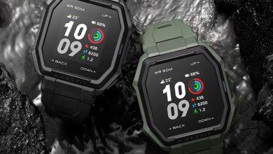تصویر از ساعت هوشمند Amazfit Ares با 70 حالت ورزشی معرفی شد