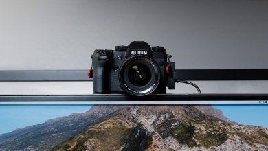 تصویر از فوجی فیلم نرم افزار تبدیل دوربین های بدون آینه به وبکم را منتشر کرد