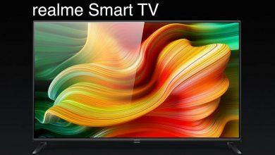 تصویر از تلویزیون ریلمی Smart TV با قیمت 171 دلار معرفی شد