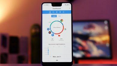 تصویر از گوگل ویژگی Sleep Habit Tracking و Night Notes را به برنامه Digital Wellbeing می آورد